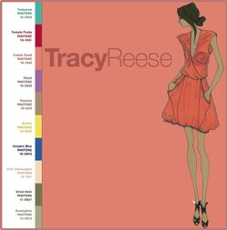 Spring 2010 tracy reese