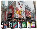 Target times square billboard totes
