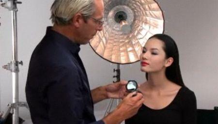 Tim quinn armani makeup artist designer