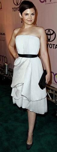 Ginnifer goodwin eco chic dress