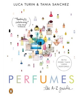 Perfumes the a-z guide book