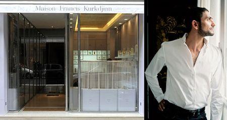 Perfumer francis kurkdjian