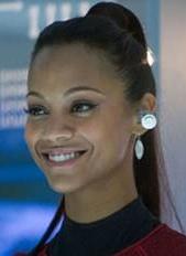 Uhura star trek hair style
