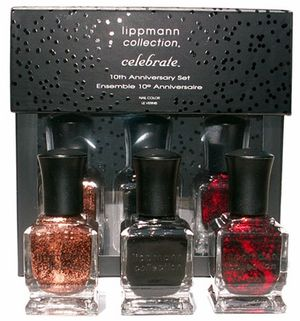 Lippmann collection 10 year anniversary