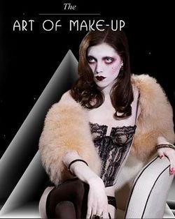 Illamasqua makeup ad