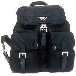 Classic prada backpack