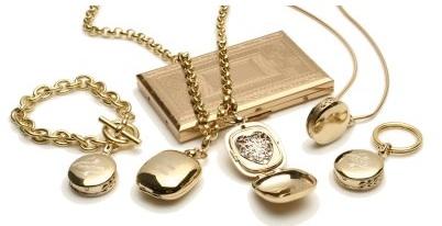 Aromawear scented lockets jewelry