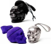 Natalia brilli leather skull bags purses