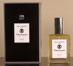 Neil morris for takashimaya perfume fragrance