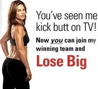 Jillian michaels tv trainer
