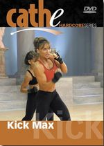 Cathe friedrich kick max kickboxing dvd