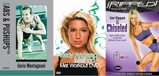 Cool fun workout dvds