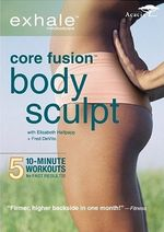 Exhale core fusion workout dvd