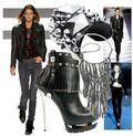Studs fringe fashion trend