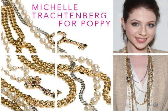 Michelle trachtenberg coach poppy