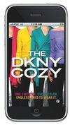 Dkny cozy iphone app