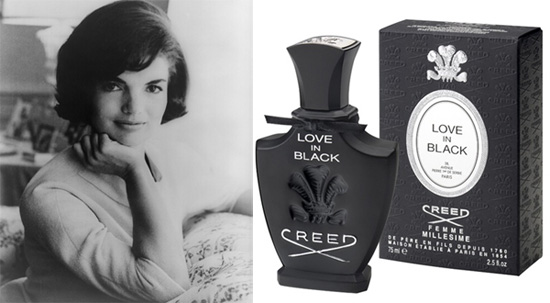 Creed love in black jackie kennedy