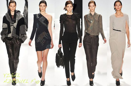 Yigal azrouel fall 2010 collection copy