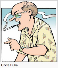 Doonesbury uncle duke