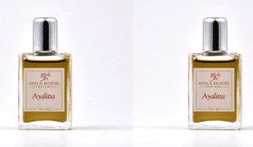 Ayalitta mini natural perfume fragrance