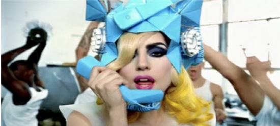Lady gaga telephone video 4