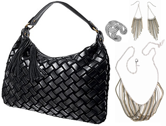 Avon giveaway accessories jewelry bag