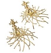 Ward kelvin earrings