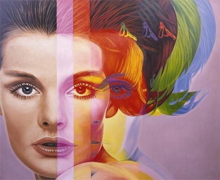 Richard phillips spectrum prop art