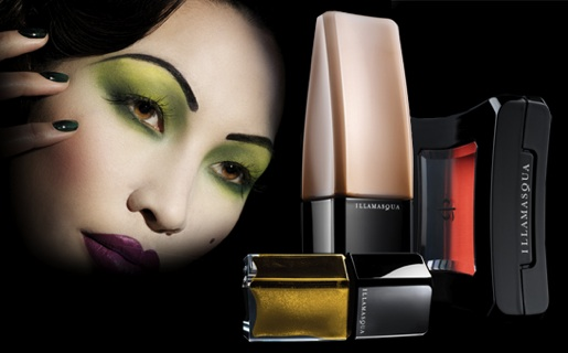 Illamasqua makeup cosmetics