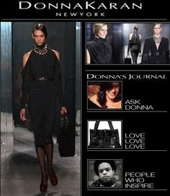 A Dress With Infinite Looks From Donna Karan