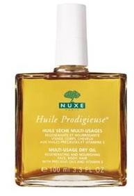 Nuxe huile prodigieuse oil spray