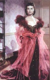 Scarlett o'hara feminine southern women