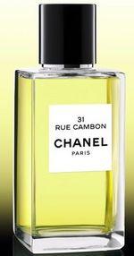 Chanel 31 rue cambon fragrance perfume