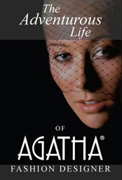Books about fashion designers agatha