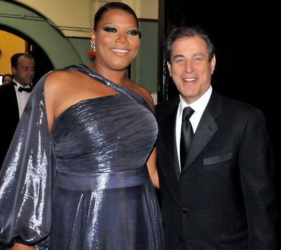 Queen latifah red carpet neil katz fifi