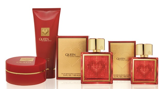 Queen by queen latifah perfume fragrance parlux