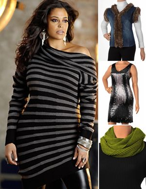 Ashley stewart plus size fashion