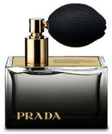 Prada l'eau ambree fragrance perfume