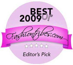 Fashiontribes Ed Fave Awards 2009