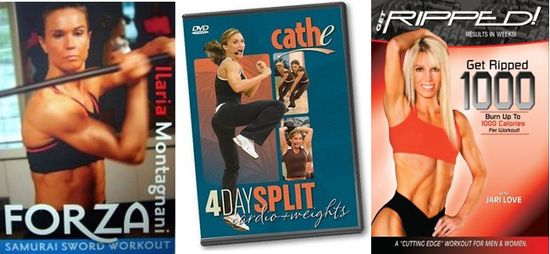 Cool fun workout kickboxing dvds