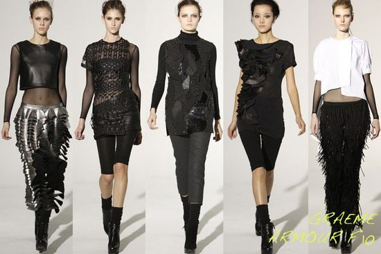 Graeme armour fall 2010 collection copy