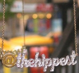 Twitter jewelry jewellery necklace