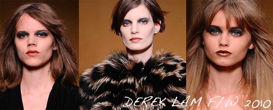 Derek lam fall 2010 beauty
