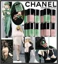 Chanel jade nail collection green nail polish