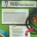 Dr oz how to get healthy