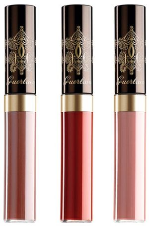 Guerlain matte lip gloss