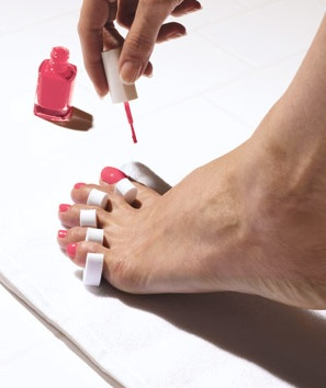 Diy summer pedi pedicure