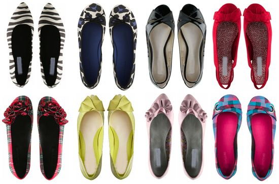 Cute summer fall flats