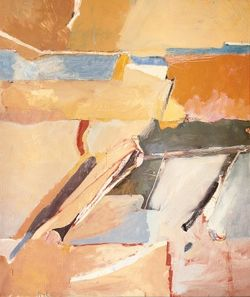 Richard diebenkorn berkeley no. 8