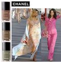 CHANEL Les Khakis nail polish color colour